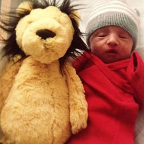 Zion was diagnosed in the womb with Trisomy 13. He lived for 10 days after birth